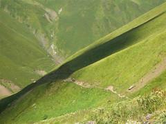 nach-Roschka (grijsz) Tags: mountain bike sport extreme hoffmann rolf caucasus biker 2007 bycicle kaukasus khevsureti chewsuretien hansheinerbuhr