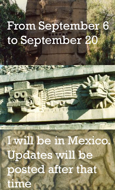 Mexico September 2007