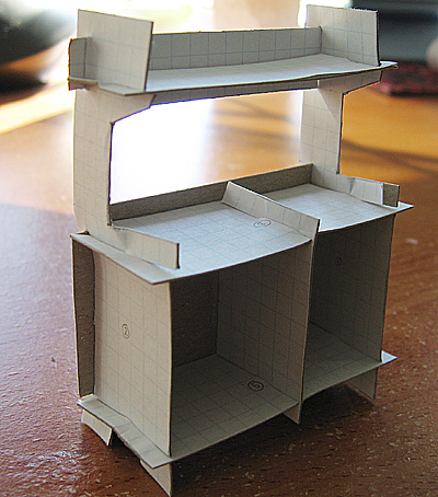 Toy Kitchen (prototype)