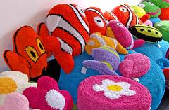 ..tanti cuscini morbidi e colorati.... di prima_stella