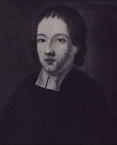 Robert Witham as a student