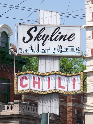 OH Cincinnati - Skyline Chili