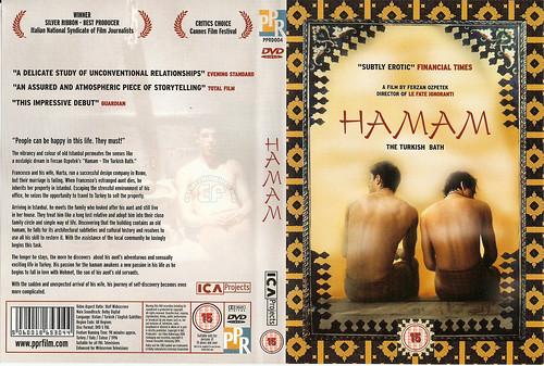 hamam - il bango turco dvd cover