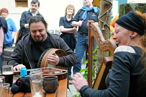 Schottisch-Irisches Hoffest in Altkötzschenbroda 2010 - Sonntag