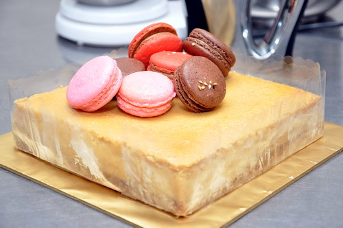 Gula Melaka Cheesecake