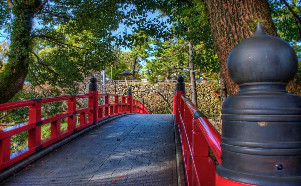 bridge to castle