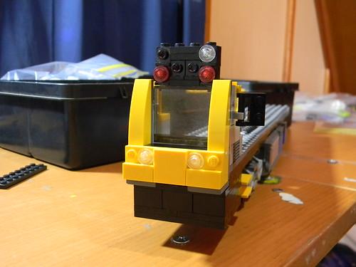 QR citytrain lego