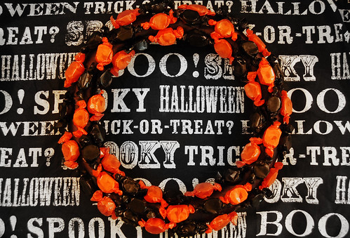 spooky mary jane wreath