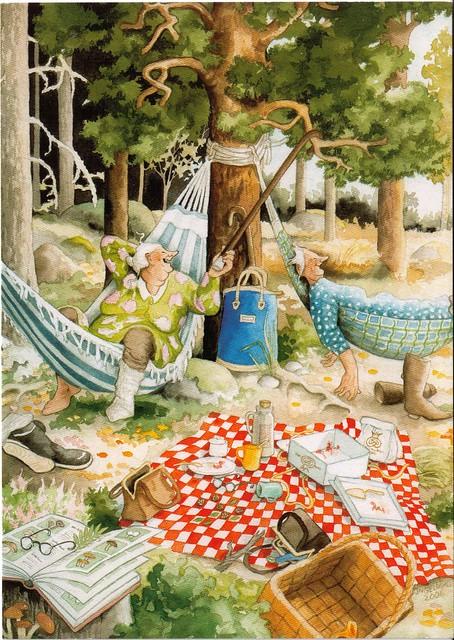 inge look hammocks