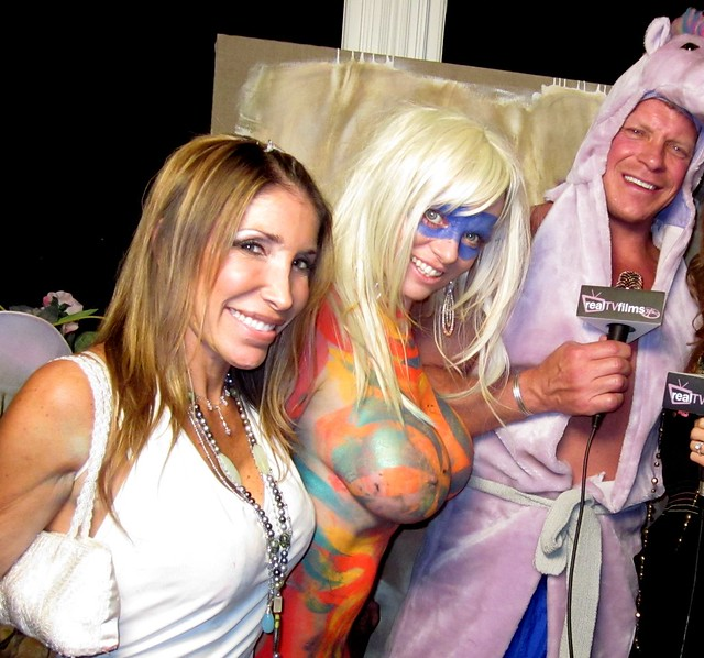 The Painted Lady, Bel Air Magazine Halloween Party