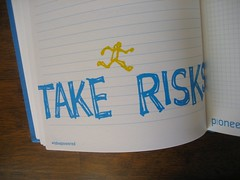 TEDMED Pioneer Book: Take Risks (MR)