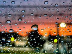 After the storm (ESEA Photo) Tags: sunset sky orange water weather night catchycolors lights storms esea plaxocalstrip diamondclassphotographer flickrsbestrain edwincollingridge eseaphoto