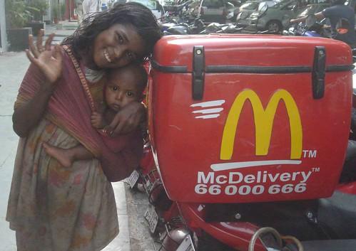 McDonald Beggars