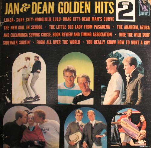 Jan & Dean's Golden Hits Volume 2