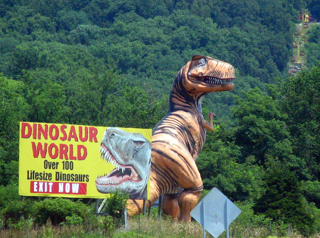 Interstate Dinosaur