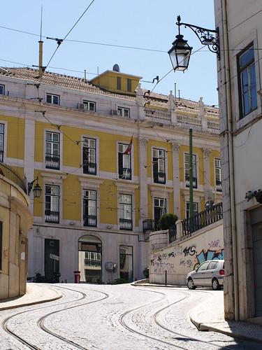 Lisboa - Calçada de São Francisco