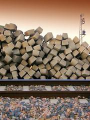 Piedras (sensiblegrandeza) Tags: sol tren andalucía paseo ave perros chinas piedras calor vecinos abigfave anawesomeshot