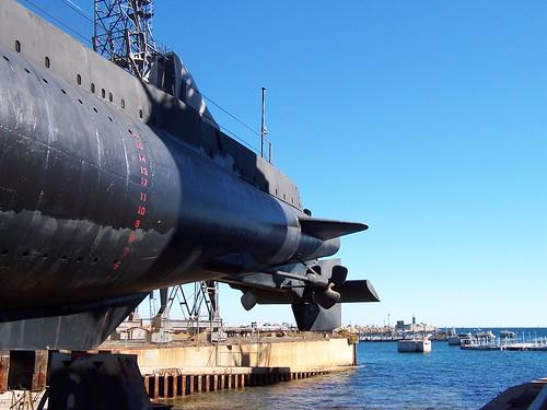 HMAS Ovens Fremantle Maritime Museum Fremntle Western Australia