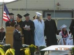 I did it! (theloudcorral) Tags: walking diploma stage graduation teacher teachers principal graduated 2007 alamedahigh