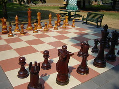Giant Chess Board por daf_dab