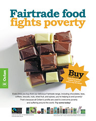 Fairtrade food advert
