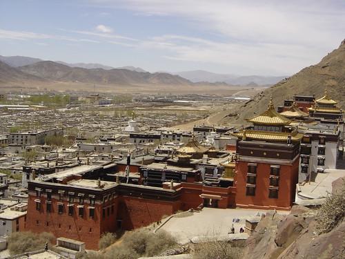 Tashilumpo monasterio shigatse