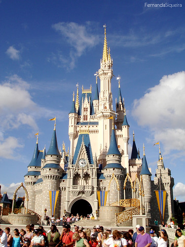 Cinderella's Castle - Walt Disney World