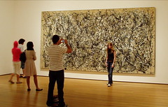 Pollock (socarra) Tags: newyork art moma pollock