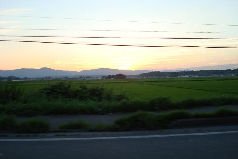 Kashima Sunset