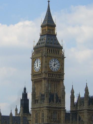 Big Ben: two times