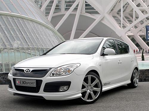 """hyundai elantra/i30 """"sport"""" concept,car, sport car"""