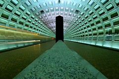 Riding on the Metro (jah~) Tags: longexposure berlin train washingtondc metro gwu foggybottom musicalreference jahdakine