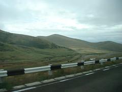 On the way to Gyumri