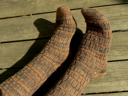 Gentlewoman´s Fancy Sock 2