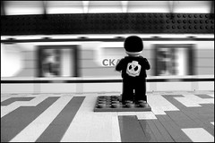 Falso d'autore 10 - Jack in a metro (udronotto) Tags: italy canon torino italia searchthebest lego copia turin copy falso blueribbonwinner legoart regolare abigfave aplusphoto udronotto ysplix jackinametro grazieregolare marcopece