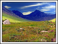 Isle of Arran (edowds) Tags: blue sky mountain scotland riverclyde isleofarran breathtaking ayrshire glenrosa cirmhor flickrscorer21 anawesomeshot 5bangs flickrchallengegroup