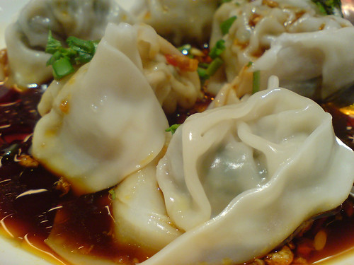 Spicy Dumplings