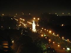 Palermo - Monumento a los espaoles (2en1) Tags: art argentina noche buenosaires arte monumento capital paisaje latinoamerica palermo sudamerica sarmiento