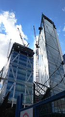 Broadgate Tower, 23 September 2007