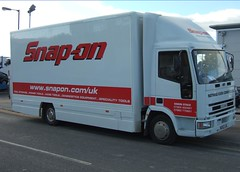 IVECO - SNAP ON - TRUCK
