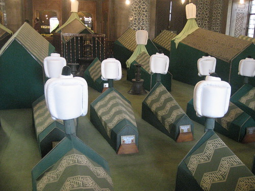 The Tomb of Sultan Ahmet I