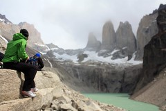 (shaolo/paolo) Tags: chile patagonia lake lauren nationalpark paolo towers torresdelpaine shaolopaolo