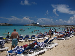 Great Stirrup Cay Beach