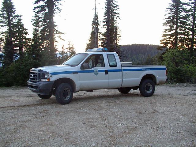 statepark park truck stock pickup parkranger fordf250 washingtonstateparksdepartment mountspokanepark