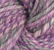 "4.1 oz 3 ply Hand Spun Aran Yarn 100% Wool Maine Woods Yarn ""Vineyard"""