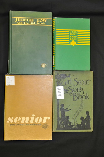 Girl Scout Books