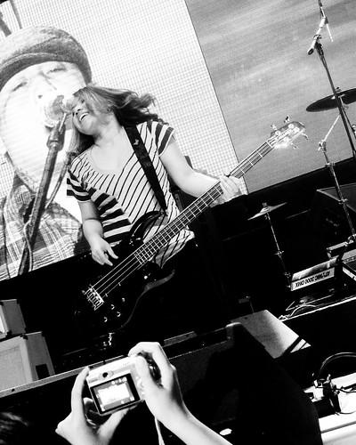 Urbandub at the NU107 Rock Awards 2010 - 2