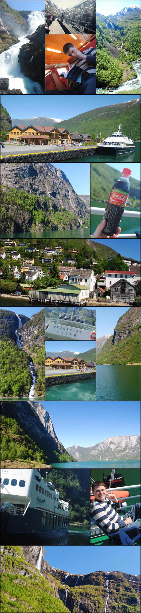 Norway Nutshell