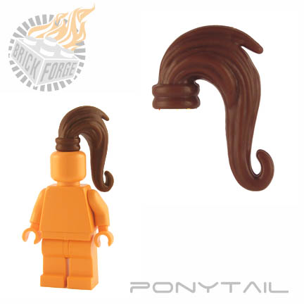 Ponytail - Reddish Brown