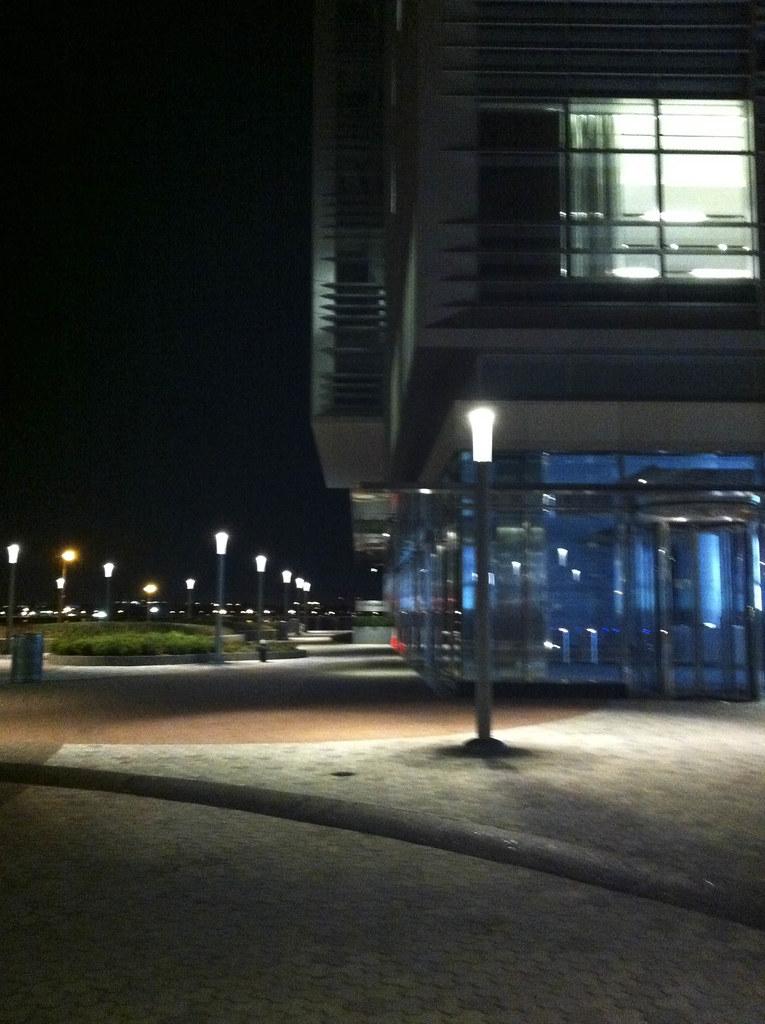 Exterior, Riverpark